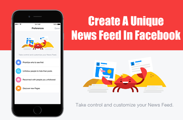 facebook news feeds