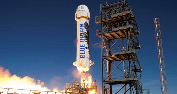 Blue Origin Beaten SpaceX