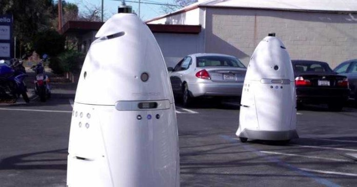 Knightscope Developed Crime-Fighting Robots