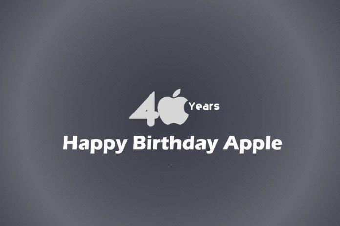happy birthday apple's journey