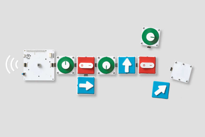 Google introduced 'Project Bloks' to teach kids how to code