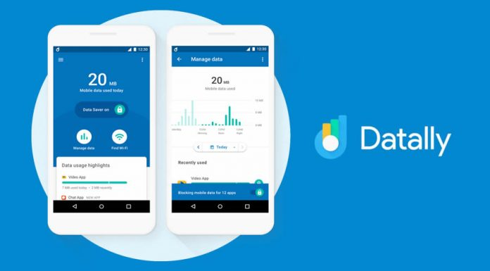 Google Datally to save data on Android