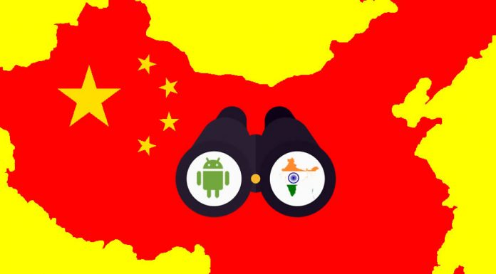 Uninstall Chinese Spying Android Apps