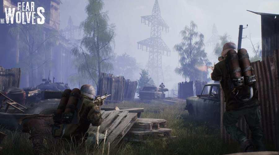 Fear The Wolves - best battle royale games