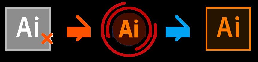 Corrupted Adobe Illustrator Files