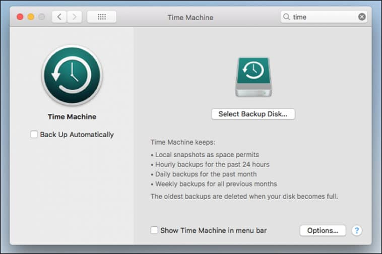 Recover Deleted Data On Mac