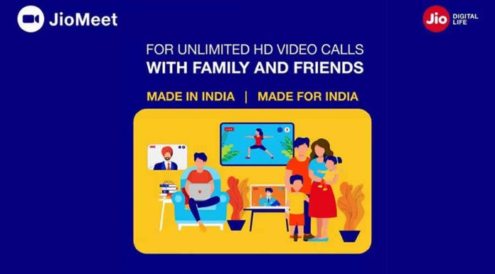 JioMeet - India's answer for Zoom