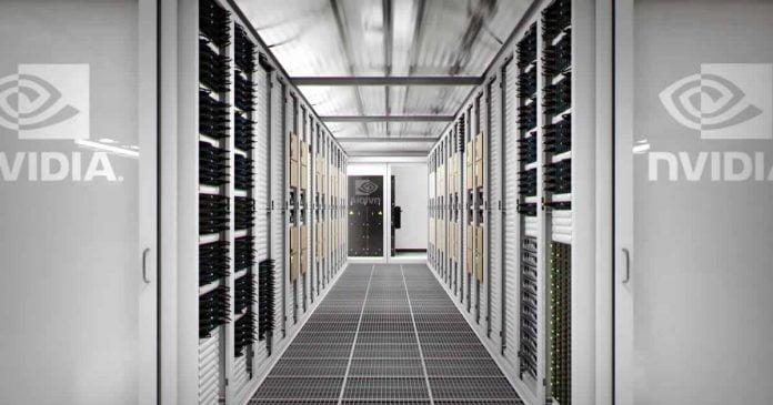 Nvidia Selene Supercomputer