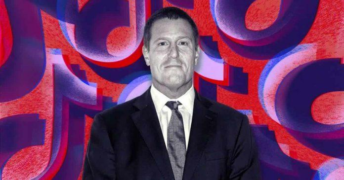 TikTok boss Kevin Mayer resigned
