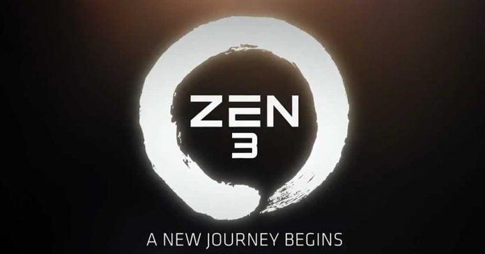 ZEN 3 AMD